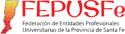 FEPUSFE Federación de Entidades Profesionales Universitarias de la Provincia de Santa Fe
